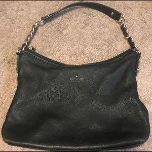 kate spade Bags - Kate Spade Leather Hobo Bag